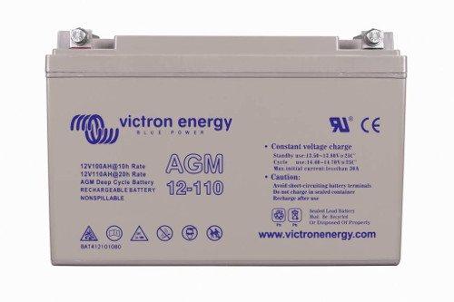 Victron Energy 12 Volt Deep Cycle AGM Batterie