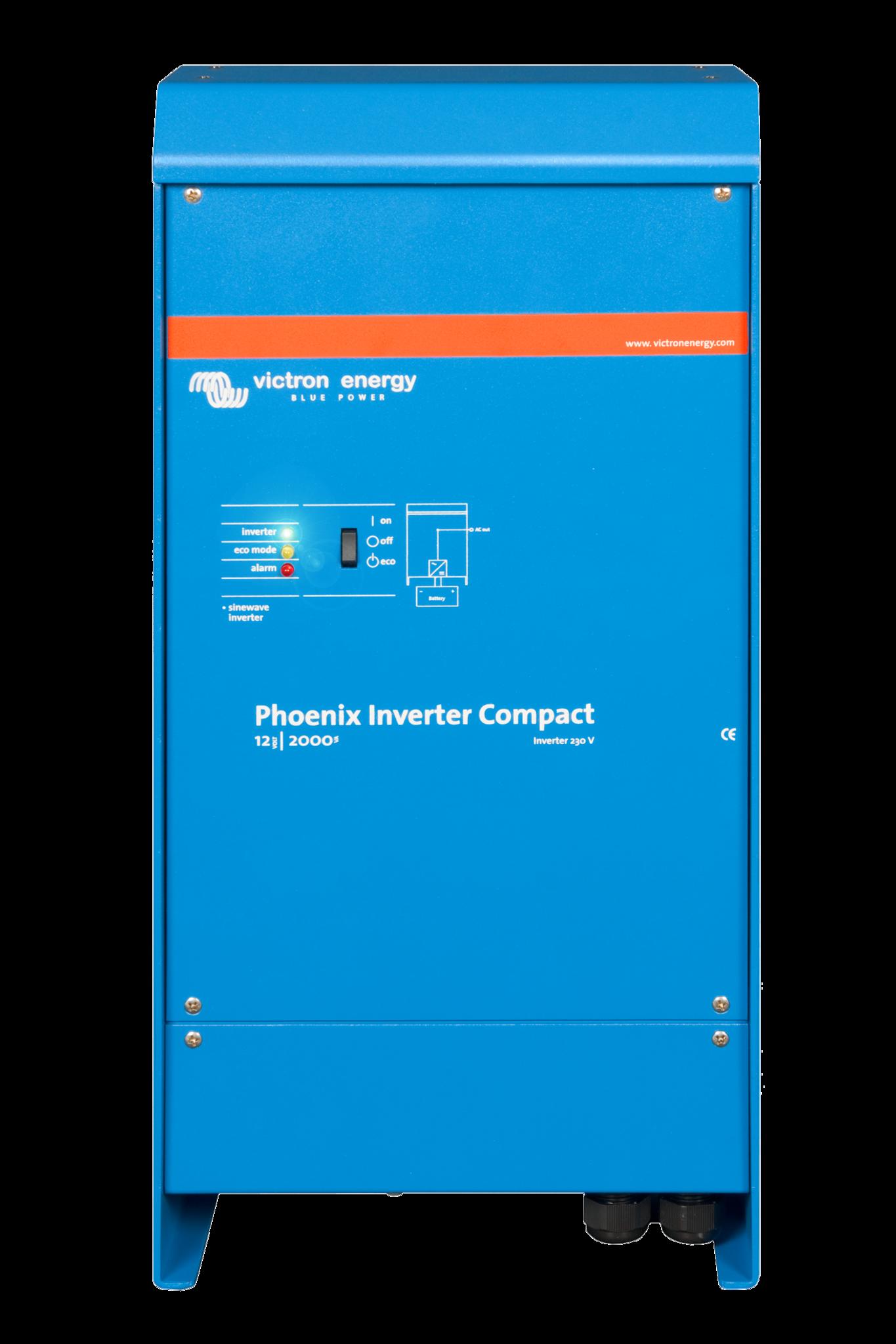 Phoenix Inverter Compact  24V