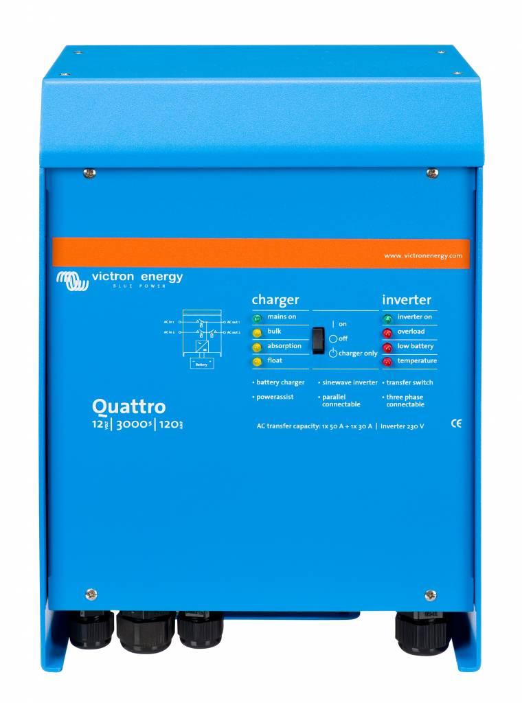 Wechselrichter  Quattro  120 V