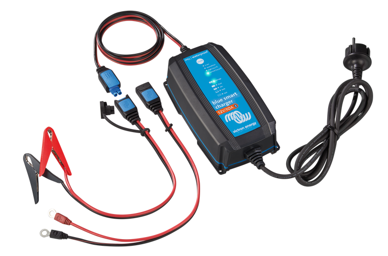 Victron Energy Battery Chargers microprozessor controlled Blue Smart IP65