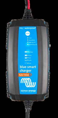 Victron Energy Batterie Ladegerät Microprozessor gesteuert Blue Smart IP65