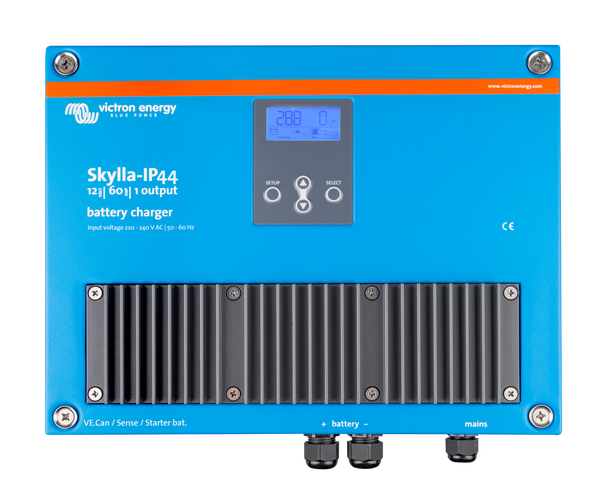 Victron Energy Victron Energie Batterle Ladegrät  Skylla IP44 Microprozessor Control