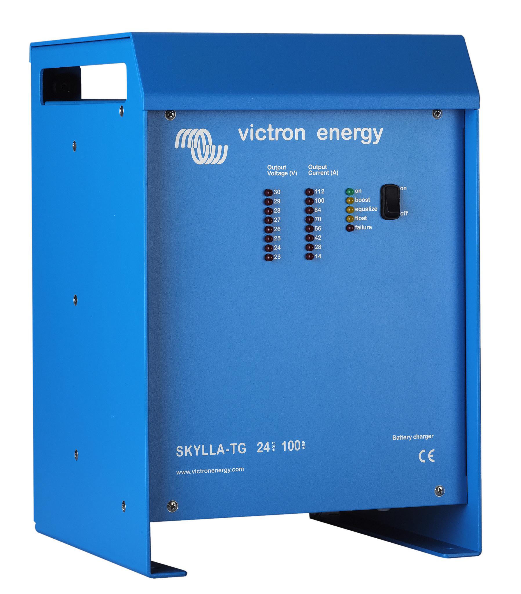 Victron Energy Skylla-TG Charger Microprocessor Control
