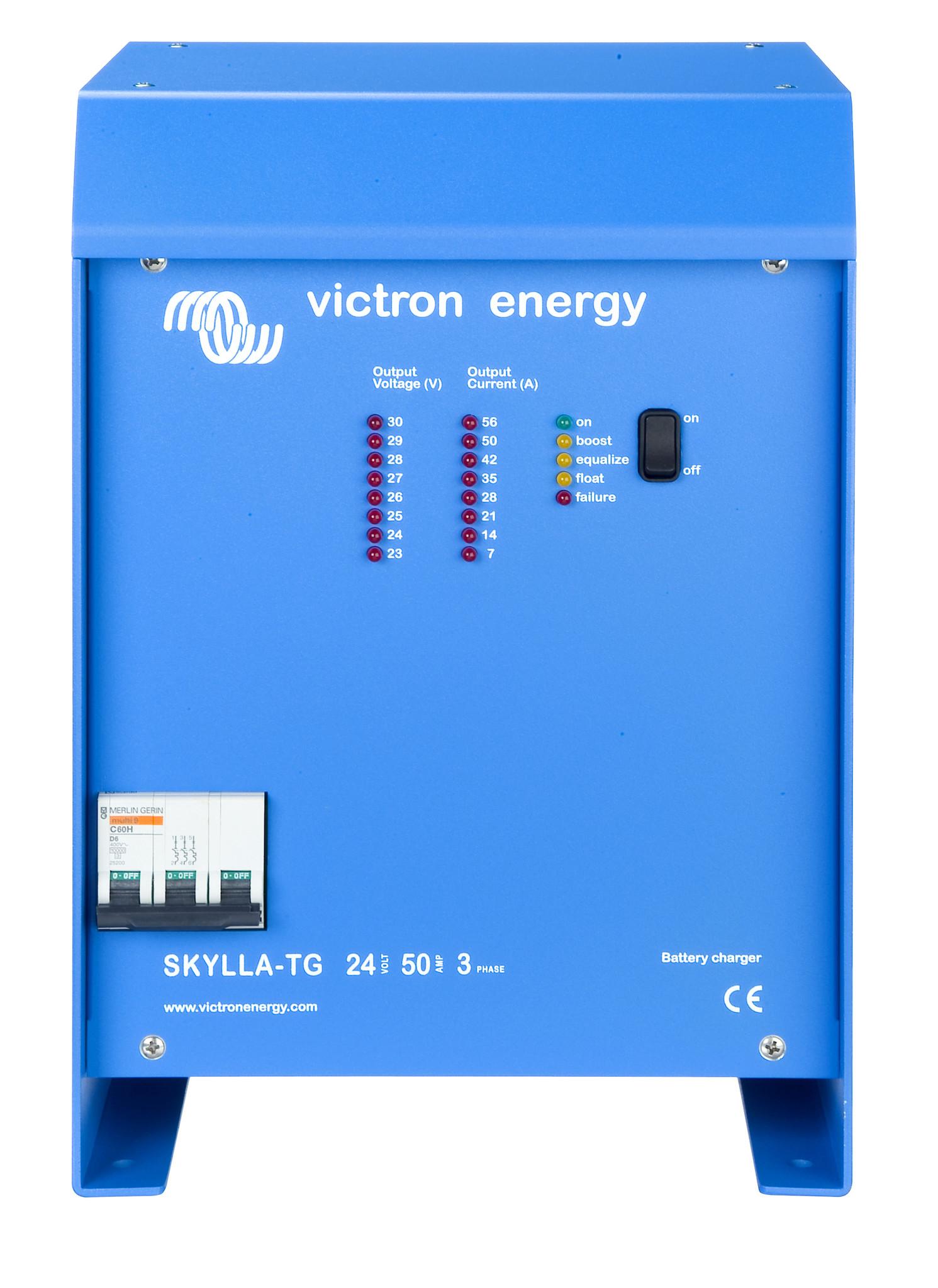 Victron Energy Skylla-TG Charger GMDSS Microprocessor Control