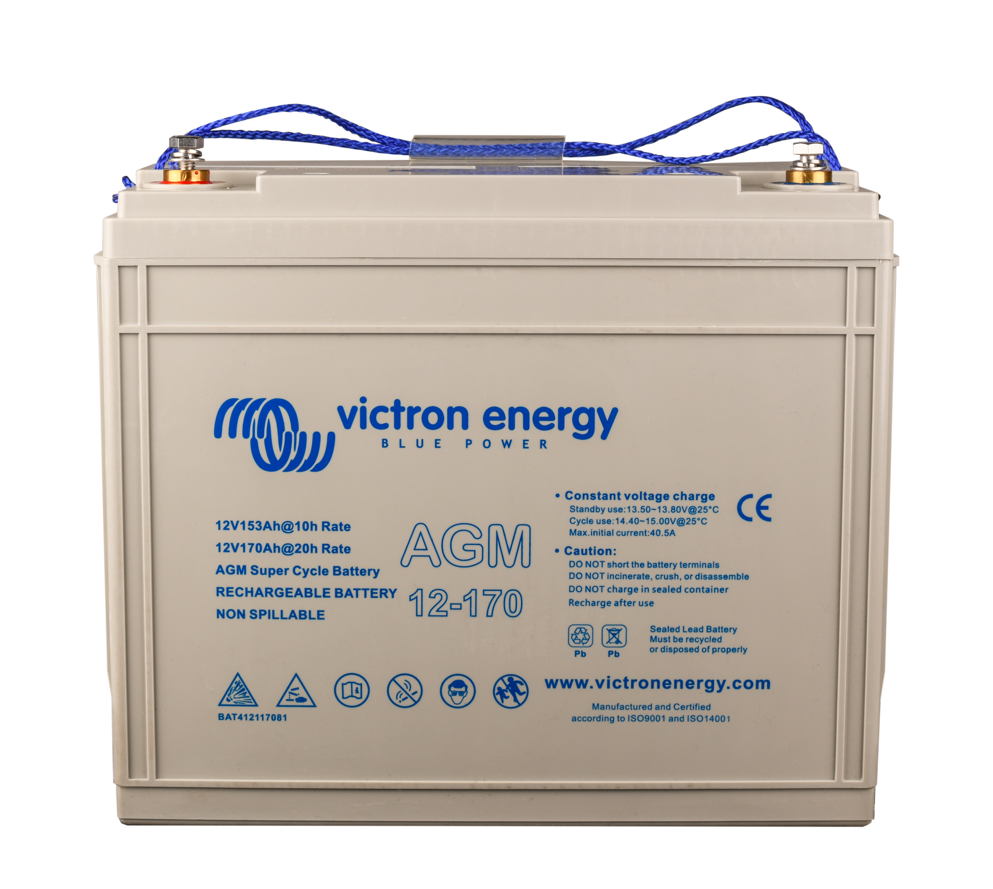 Victron Energy Batteries  AGM