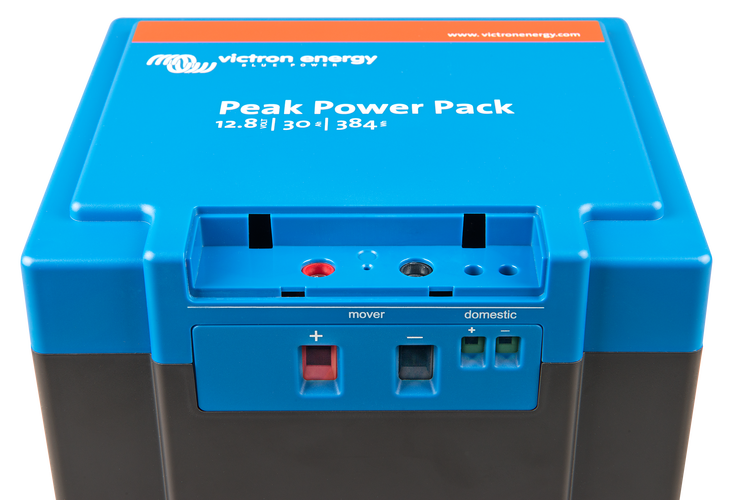 Victron Energy Peak Power Pack