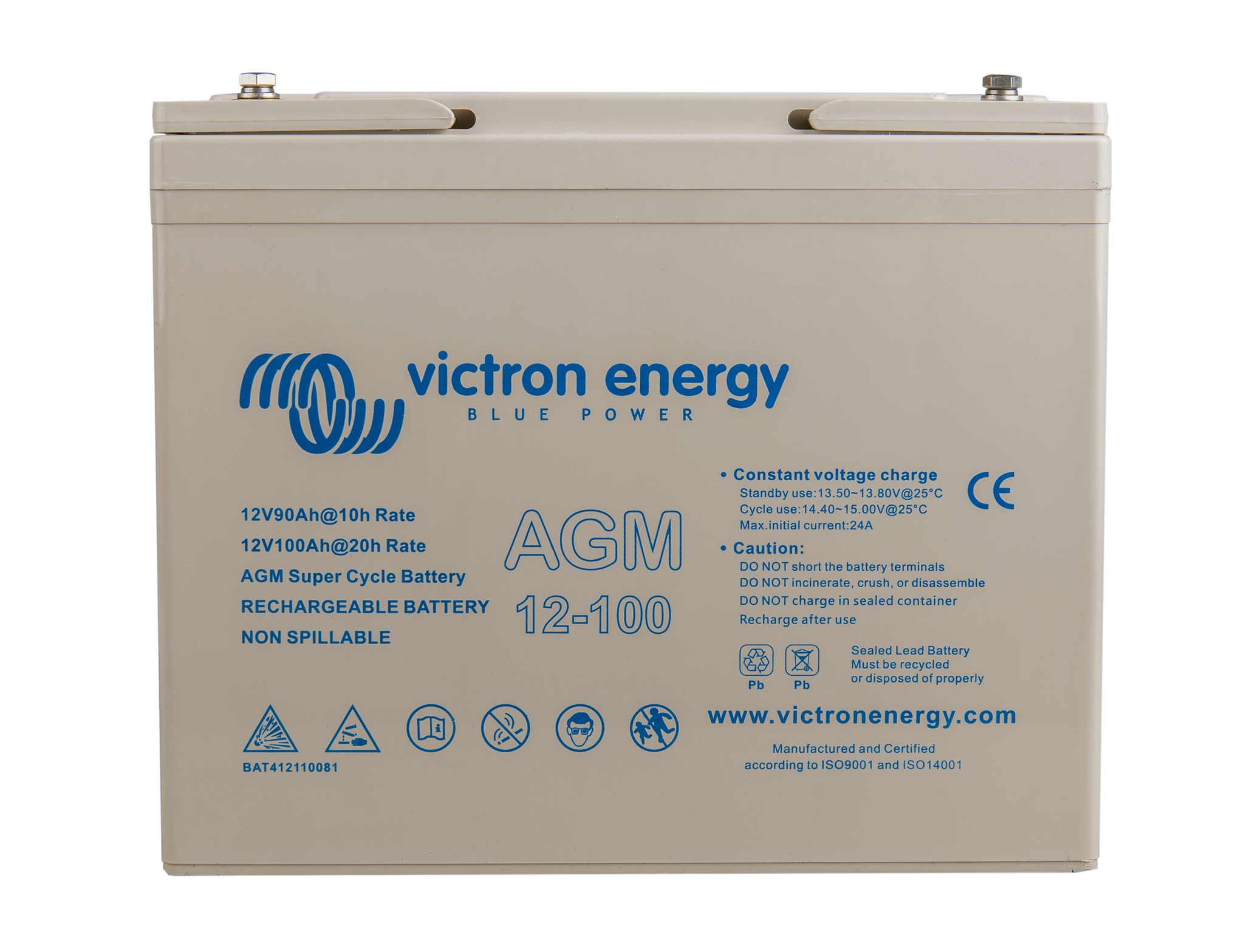 Victron Energy Gel  Batterien