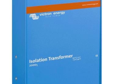 Galvanic isolation transformers