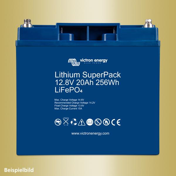 12,8V Lithium SuperPack