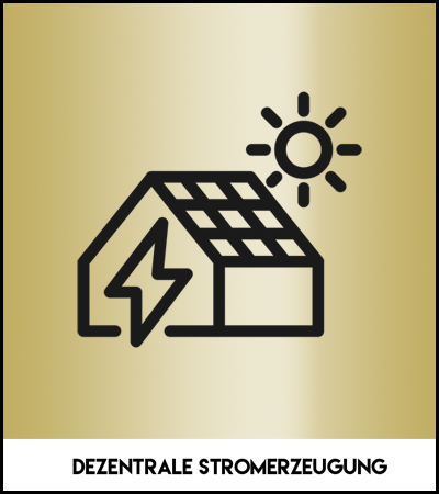 Energiespeicher Dezentrale Stromerzeugung