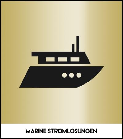 Energiespeicher Energie und Marine