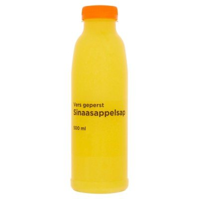 Vers geperste sinaasappelsap 500 ml