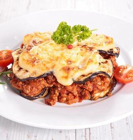 Lasagne pomodori, paddestoelen & kaas (V)