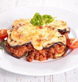 Lasagne met groenten & tomatensaus (V)