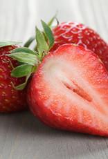 Verse smoothie aardbei (330 ml)