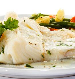 Tongfilet met groenten en tagliatelle