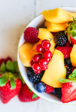 Vers gesneden fruit