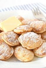 Poffertjes (alleen icm een hoofdmaaltijd)
