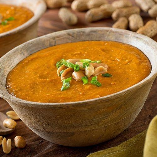 Pinda soep