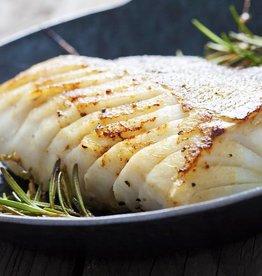 Kabeljauw, aardappel en sperzieboontjes