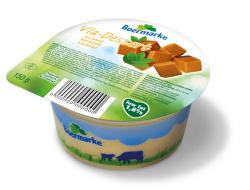 Boermarke caramel hopjes vla ZTS (zonder toegevoegde suikers)