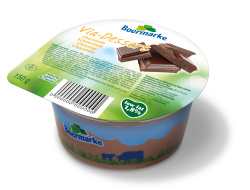 Boermarke chocolade vla ZTS (zonder toegevoegde suikers)