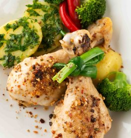 Kipdij met aardappel & groenten