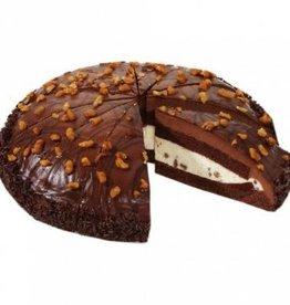 Patisserie: chocolade taart