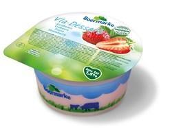 Boermarke aardbei vla ZTS (zonder toegevoegde suikers)