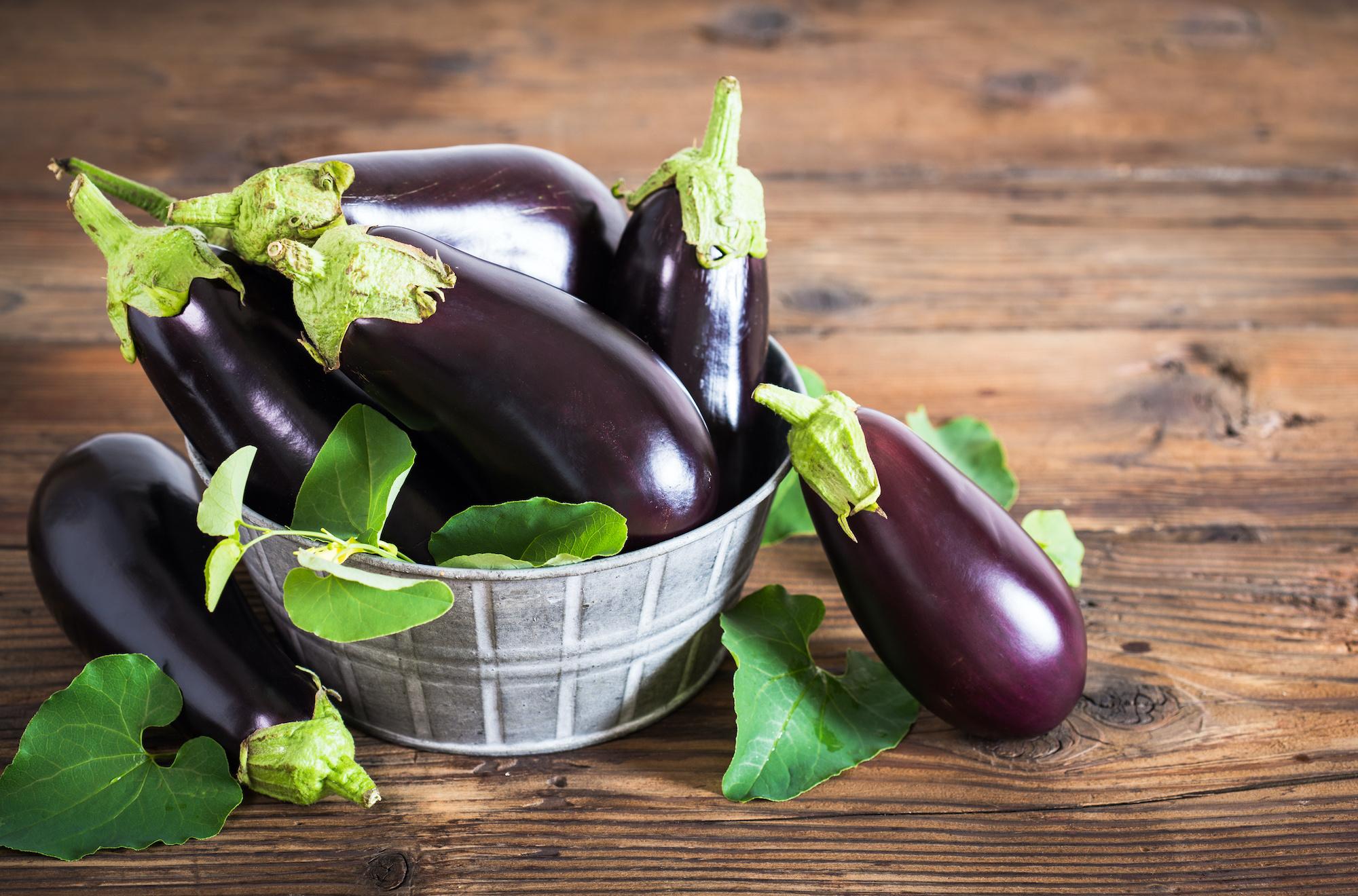 Griekse moussaka met aubergine en gehakt
