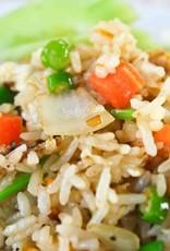 Nasi op Japanse wijze met kip Teriyaki