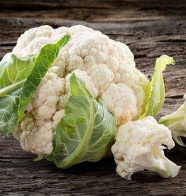 Notenburger met vega jus, bloemkool & aardappels