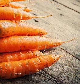Tilapiafilet, worteltjes & peultjes en krielaardappels