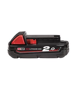 Milwaukee Accu Milwaukee M18B2 18,0V 2,0Ah Li-Ion