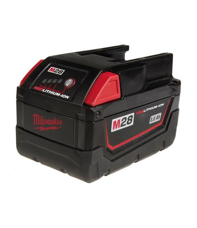 Milwaukee Accu Milwaukee M28BX 28V 3,0Ah Li-on