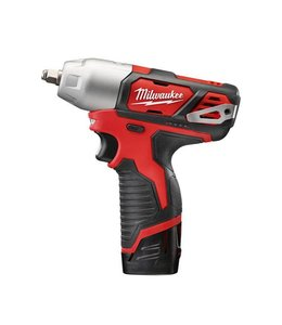 "Milwaukee Milwaukee M12BIW38-202C slagmoersleutel 3/8"" SD"