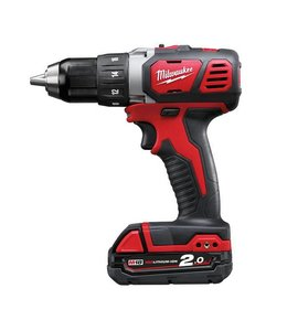 Milwaukee Milwaukee M18BDD-202C compact boorschroefmachine
