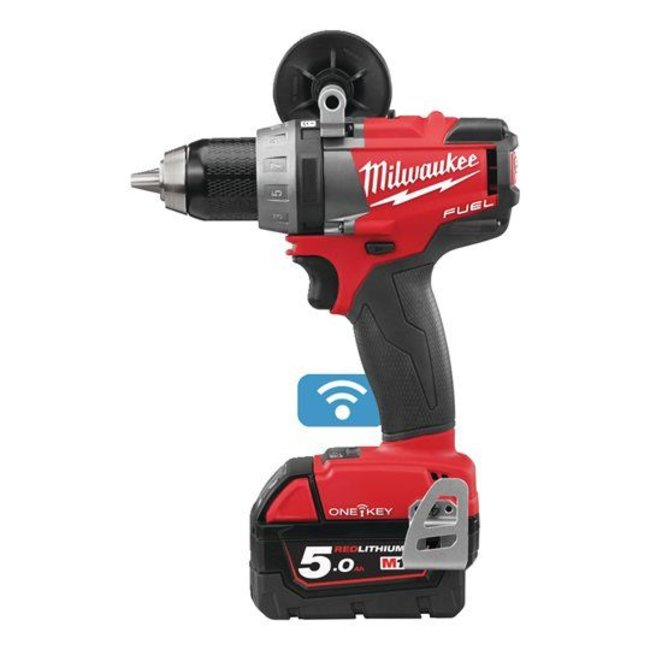 Milwaukee Milwaukee M18ONEDD2-502X FUEL boorschroefmachine