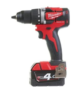 Milwaukee Milwaukee M18BLDD2-402X brushless boorschroefmachine