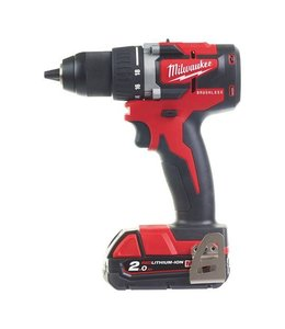 Milwaukee Milwaukee M18CBLDD-202C brushless boorschroefmachine