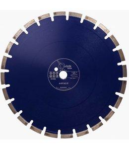Pristis 400/25,4mm Pristis ZOAB diamz. BV/PS Asfalt laser gelast