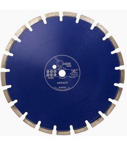 ZBM Diamond Tools 350/20,0mm Pristis ZOAB diamz. BV/PS Asfalt laser gelast