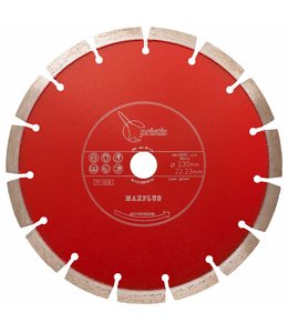 Pristis 230/22,2mm Pristis Maxplus universeel rood