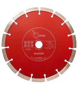 ZBM Diamond Tools 230/22,2mm Pristis Maxplus universeel rood