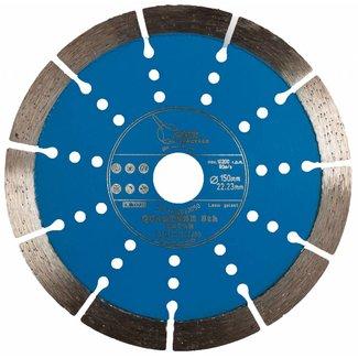 Pristis 150/22,2mm Pristis Quartser 5th Beton lichtblauw
