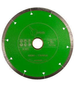 Pristis 180/30,0/25,4mm x 1,6mm Gres-Joint-Segm. keramiek tegels gro