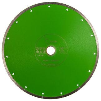 Pristis 300/30,0/25,4mm x 2,1mm Gres-Joint-Segm. keramiek tegels groen