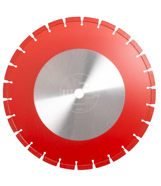 Pristis 400/25,4mm Pristis Maxplus universeel rood tafelzaag
