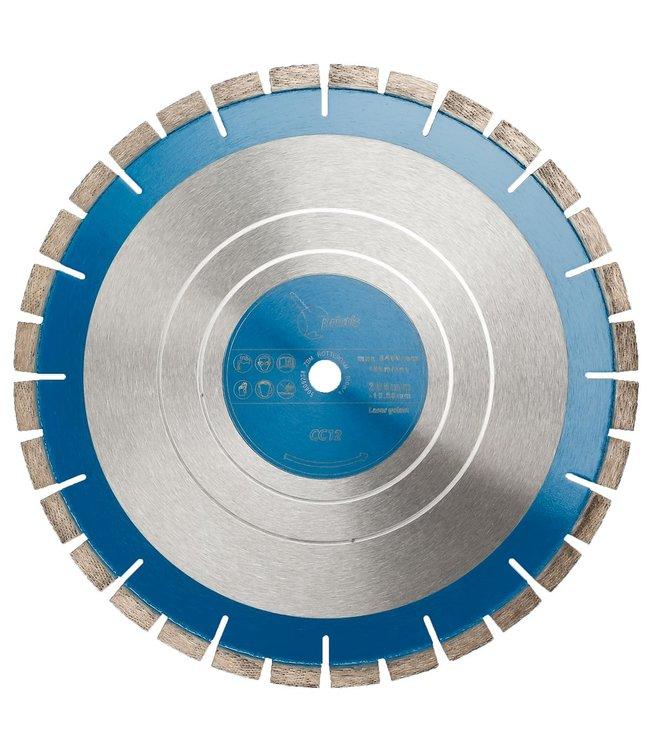 Zenesis Diamantzaag-500/30,0mm Pristis Zenesis CC12 beton Laser 10+2mm