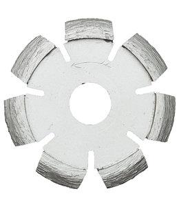 Pristis 090/22,2mm x 10mm Pristis V-Groef scheurenfrees beton
